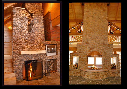 Heating your home in pagosa springs colorado with hart for New construction fireplace