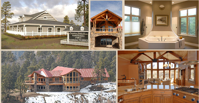Pagosa springs builders hart construction specializes for Building a home in colorado